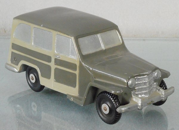 AUTHENTICAST 1959 WILLYS STATION WAGON PROMO
