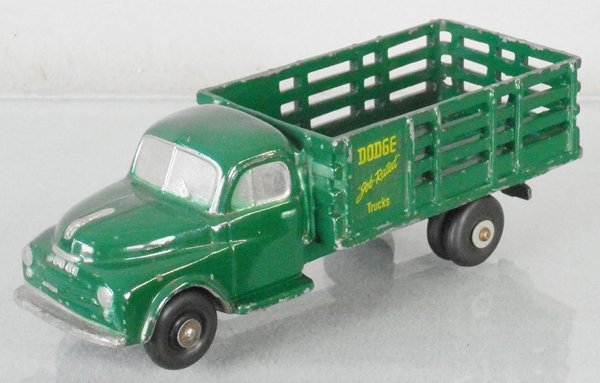 NATIONAL PRODUCTS 1948 DODGE STAKE TRUCK PROMO