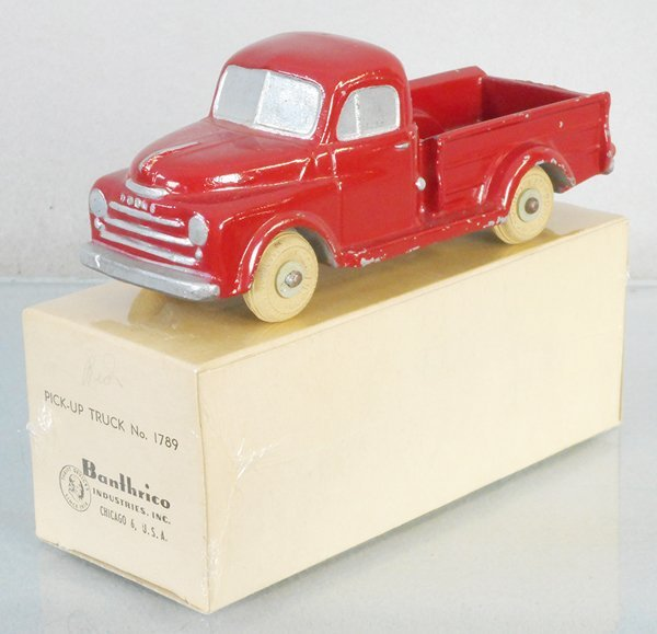 NATIONAL PRODUCTS 1948 DODGE PICK UP PROMO