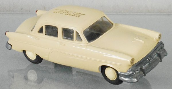 AMT 1953 FORD PROMO