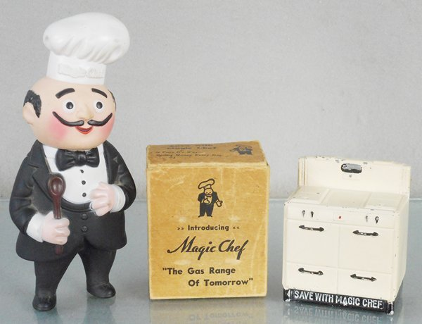 NATIONAL PRODUCTS MAGIC CHEF PROMO