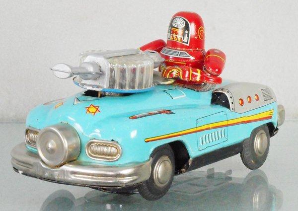 TN SPACE PATROL CAR