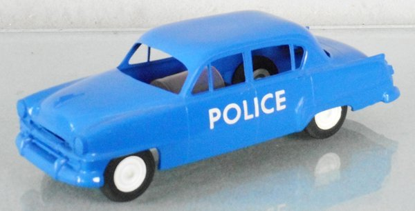 PMC 1954 PLYMOUTH POLICE PROMO