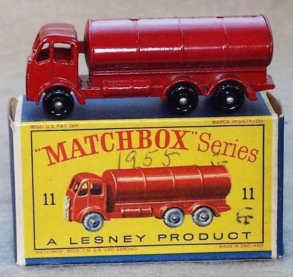 004: MATCHBOX 11B5