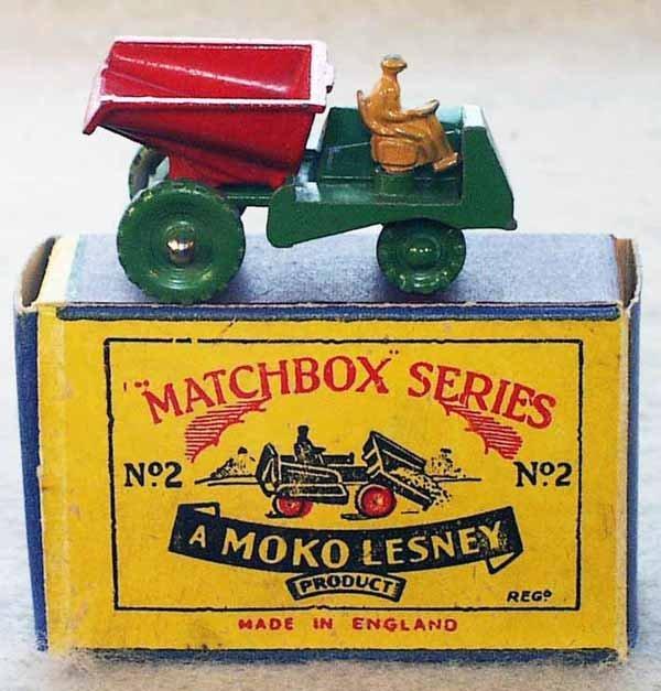 015: MATCHBOX 2A1 MOKO