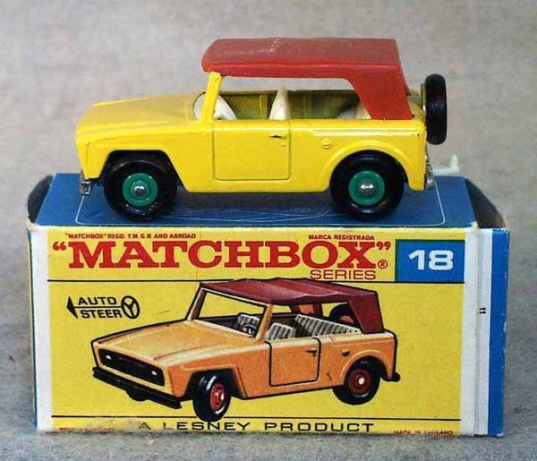 118: MATCHBOX 18E2