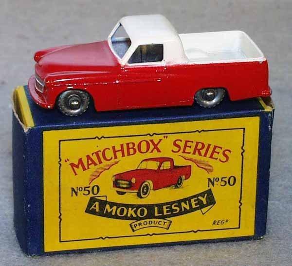 309: MATCHBOX MOKO 50A6 PICKUP
