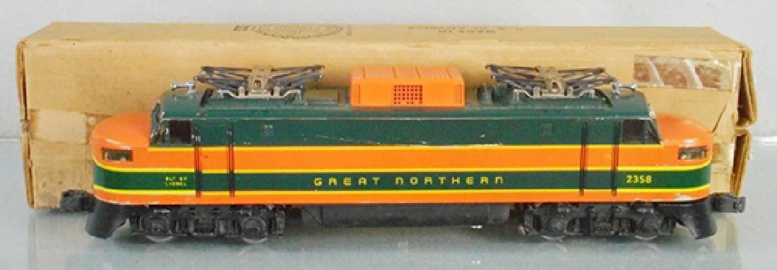 LIONEL 2358 GREAT NORTHERN ELECTRIC LOCO