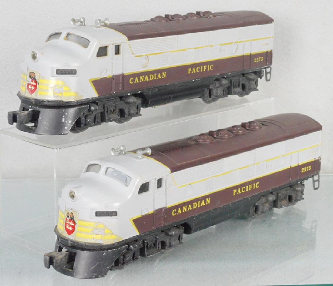 LIONEL 2373 CANADIAN PACIFIC AB DIESELS