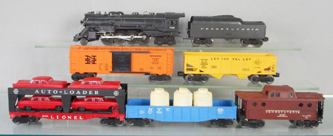 LIONEL 12710 TRAIN SET
