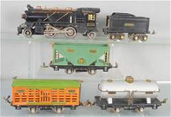 LIONEL 233 TRAIN SET