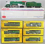 LIONEL  MTH SOUTHERN CRESCENT TRAIN SET