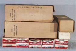 318A: AF LOCO & TENDER ORIG BOXES