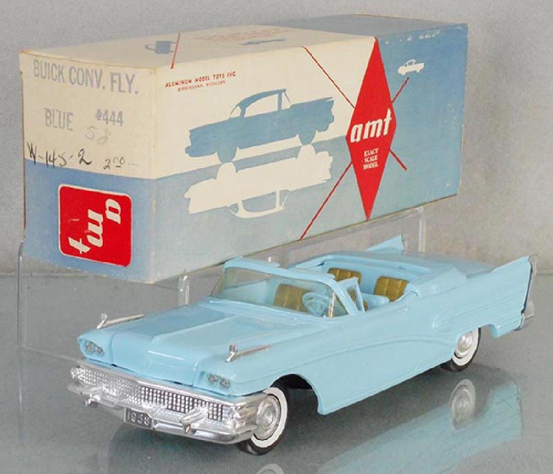 AMT 1958 BUICK CONVERTIBLE PROMO