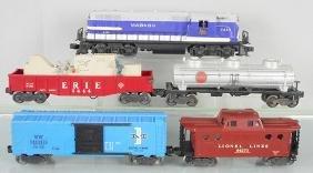 LIONEL 2275W TRAIN SET