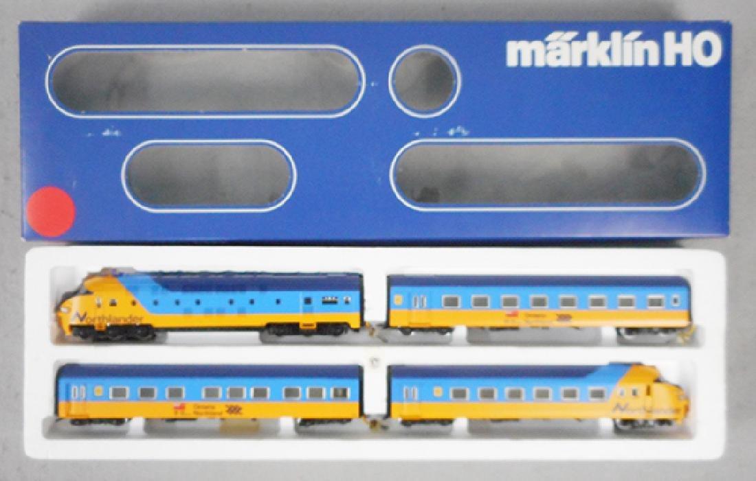 MARKLIN 3150 NORTHLANDER TRAIN SET