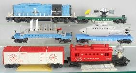 LIONEL 2572 TRAIN SET