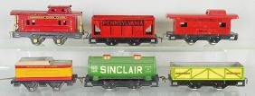 AMERICAN FLYER FREIGHT CARS