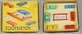 TOOTSIETOY 5798 CAR RAMP SET