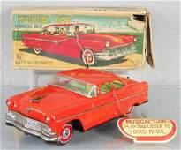 ATC 1955 FORD MUSICAL CAR
