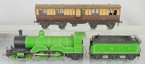 BRITISH LNER TRAIN SET