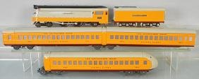 LIONEL 51000 HIAWATHA TRAIN SET
