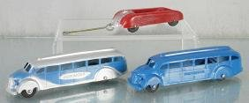 3 TOOTSIETOY VEHICLES