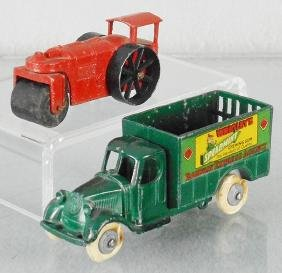 2 TOOTSIETOY VEHICLES