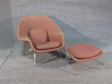 Womb Chair by Knoll