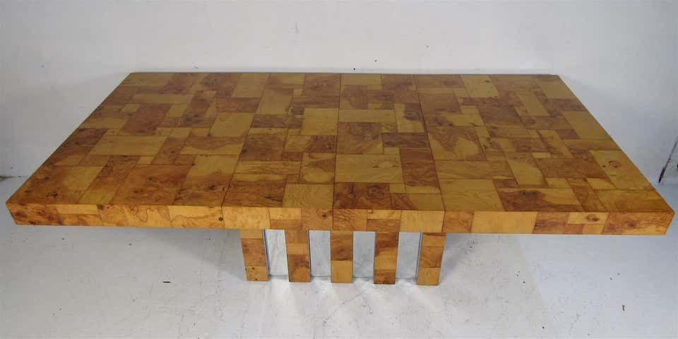 Dining Table by Paul Evans for Directional