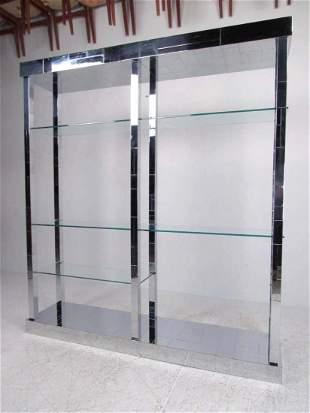 "Paul Evans ""Cityscape"" Display Shelf"