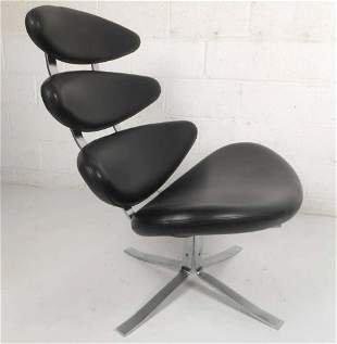 "Poul M. Volther ""Corona"" Lounge Chair"