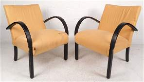 Unique MidCentury Modern Lounge Chairs