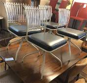 Set of Mid-Century Chairs