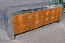 Signed Paul Evans Credenza