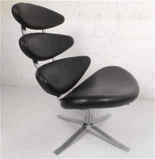 "Poul M. Volther ""Corona"" Chair for Erik Jørgensen"