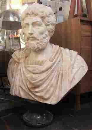 Greek Marble Bust