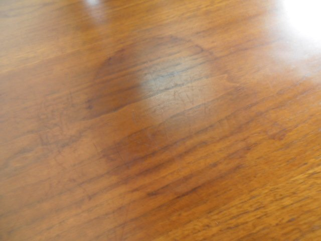 Pair Mid-Century Walnut End Tables by Bassett Furniture - 6