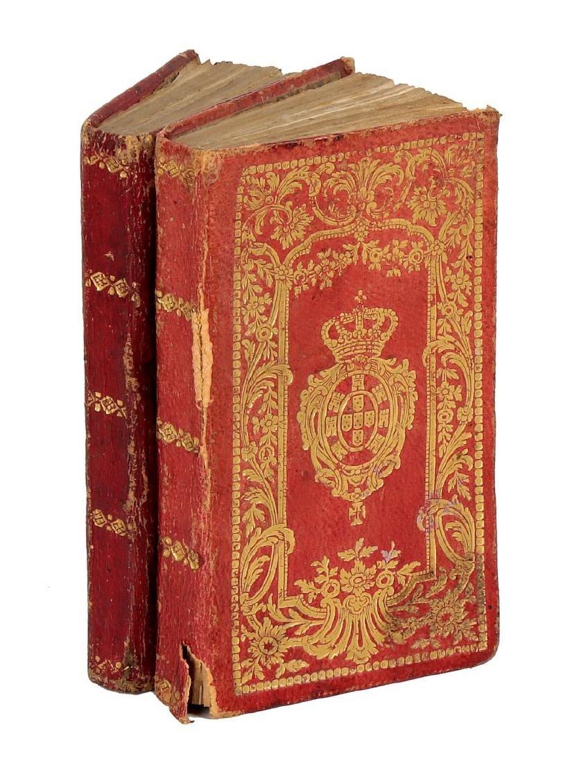 Almanacchi e Calendari. Diario ecclesiastico para o