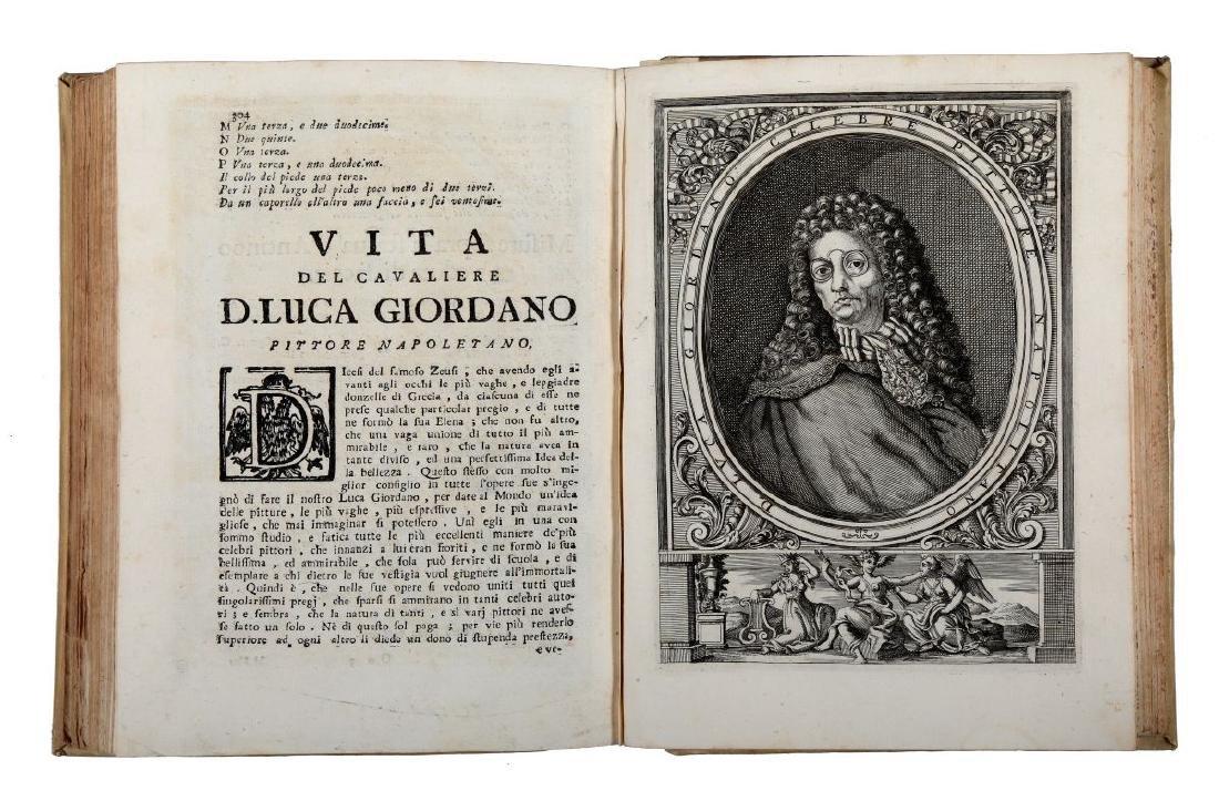 Bellori Giovanni Pietro. Le vite de' pittori, scultori,