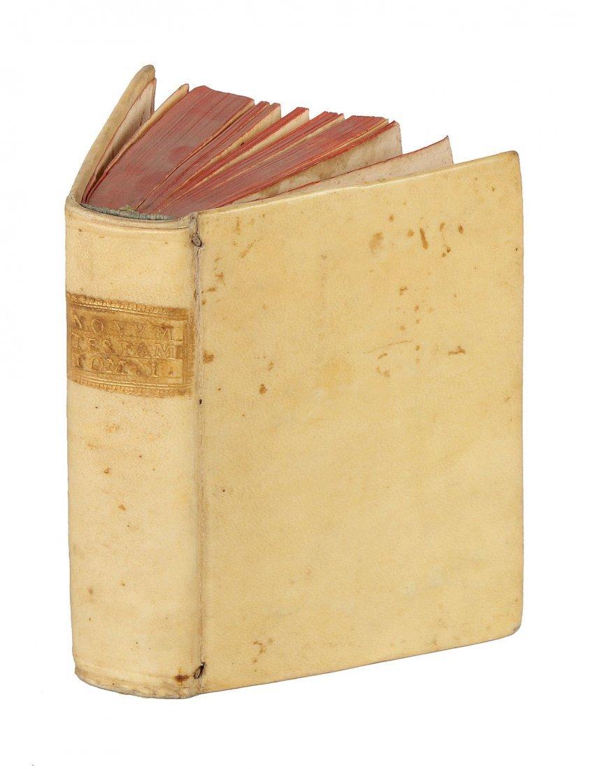 Novum Testamentum, 1548