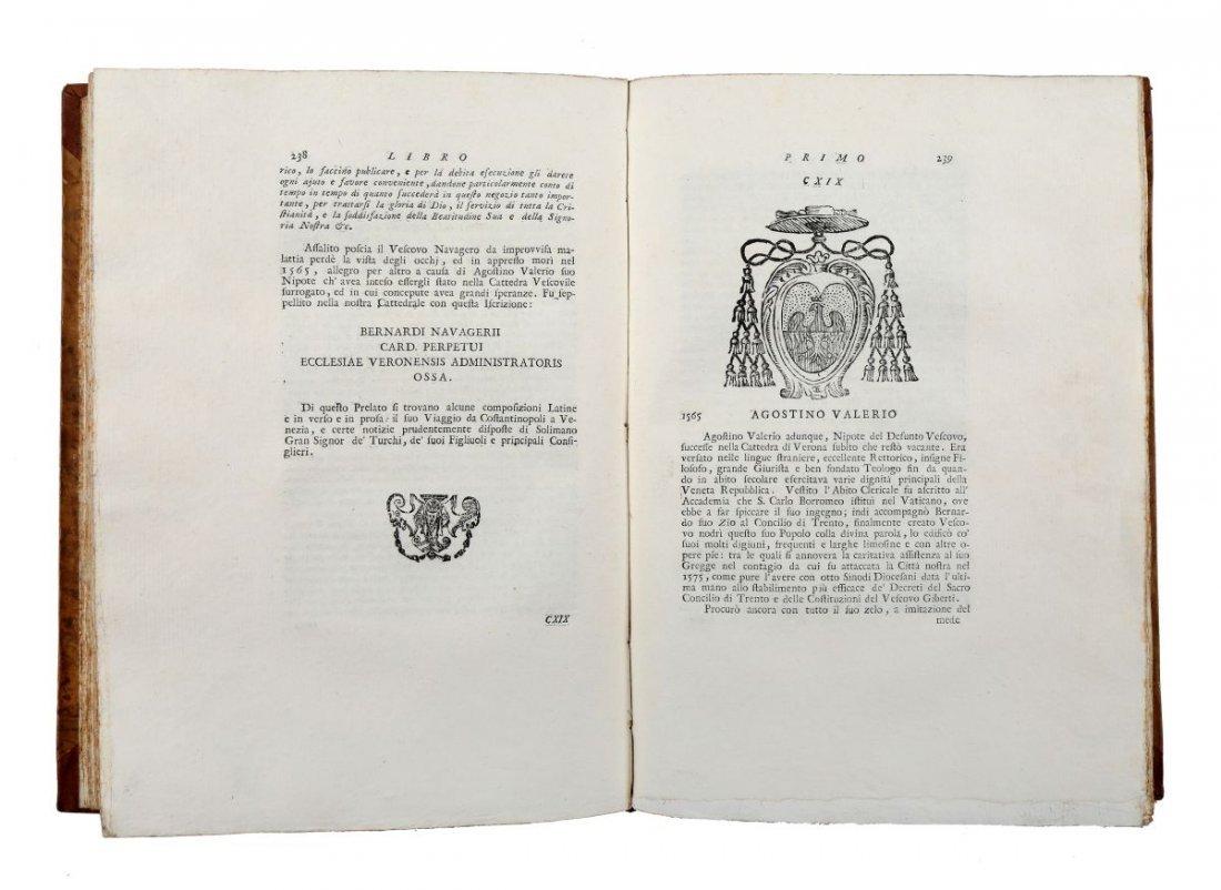 Biancolini Giovanni Battista Giuseppe. Notizie Storiche - 3