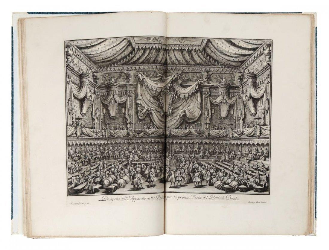 Del Re Vincenzo. Narrazione delle solenni reali feste - 3