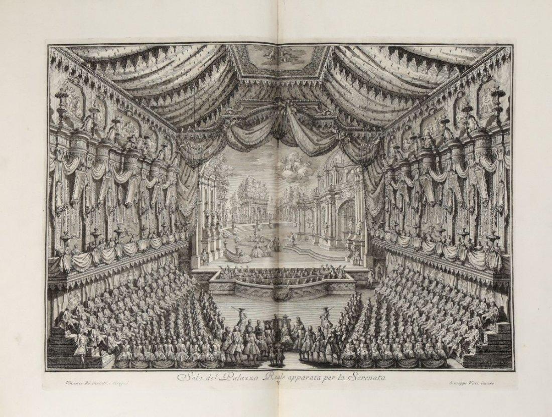 Del Re Vincenzo. Narrazione delle solenni reali feste - 4