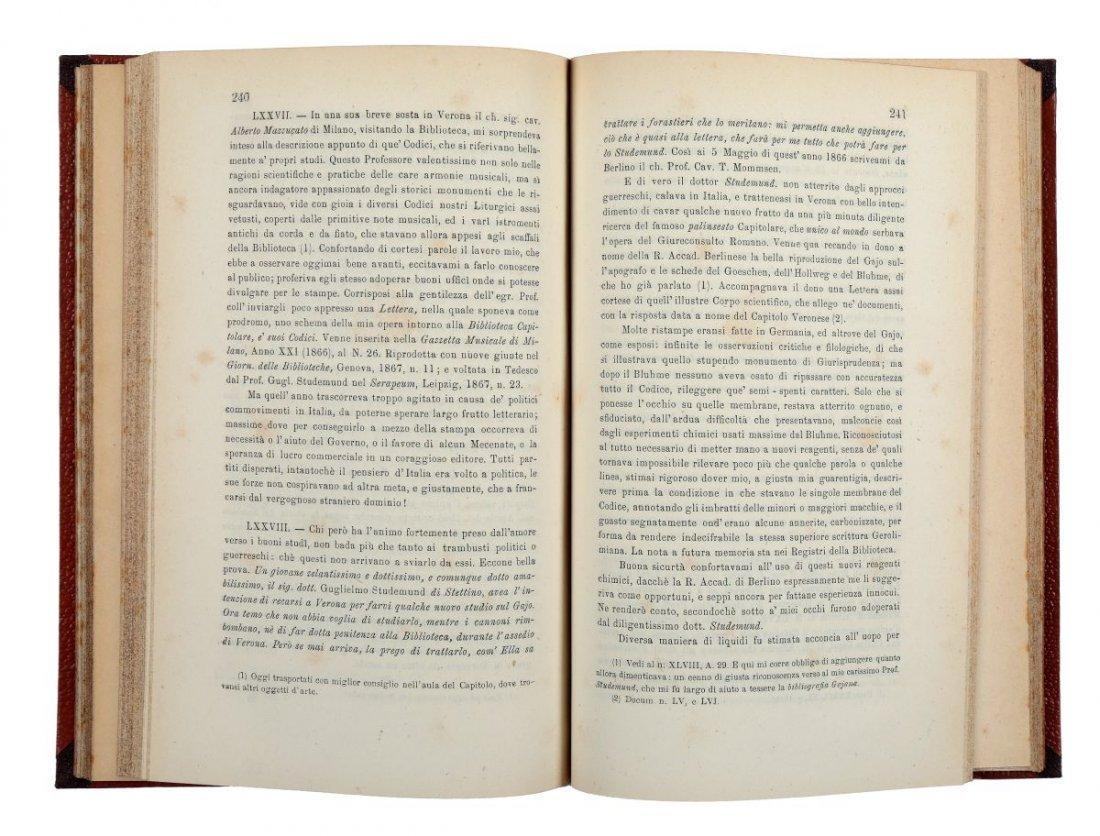 Perini Osvaldo. Storia di Verona: dal 1790 al 1822. - 4