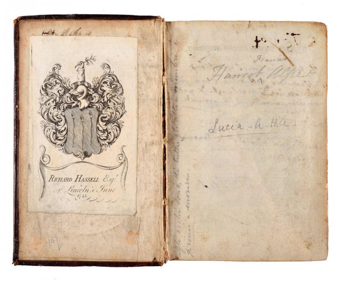 Petrarca Francesco. Il Petrarcha con l'espositione - 4