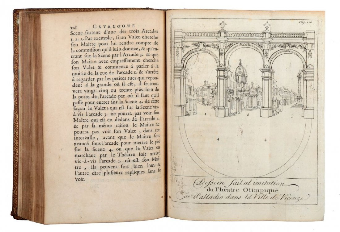 Riccoboni Luigi. Histoire du Theatre Italien... (Al - 3
