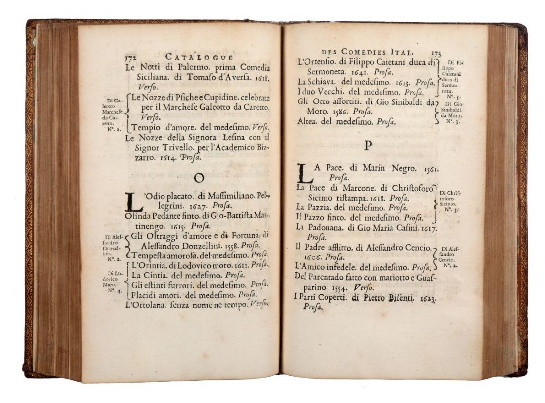 Riccoboni Luigi. Histoire du Theatre Italien... (Al - 5