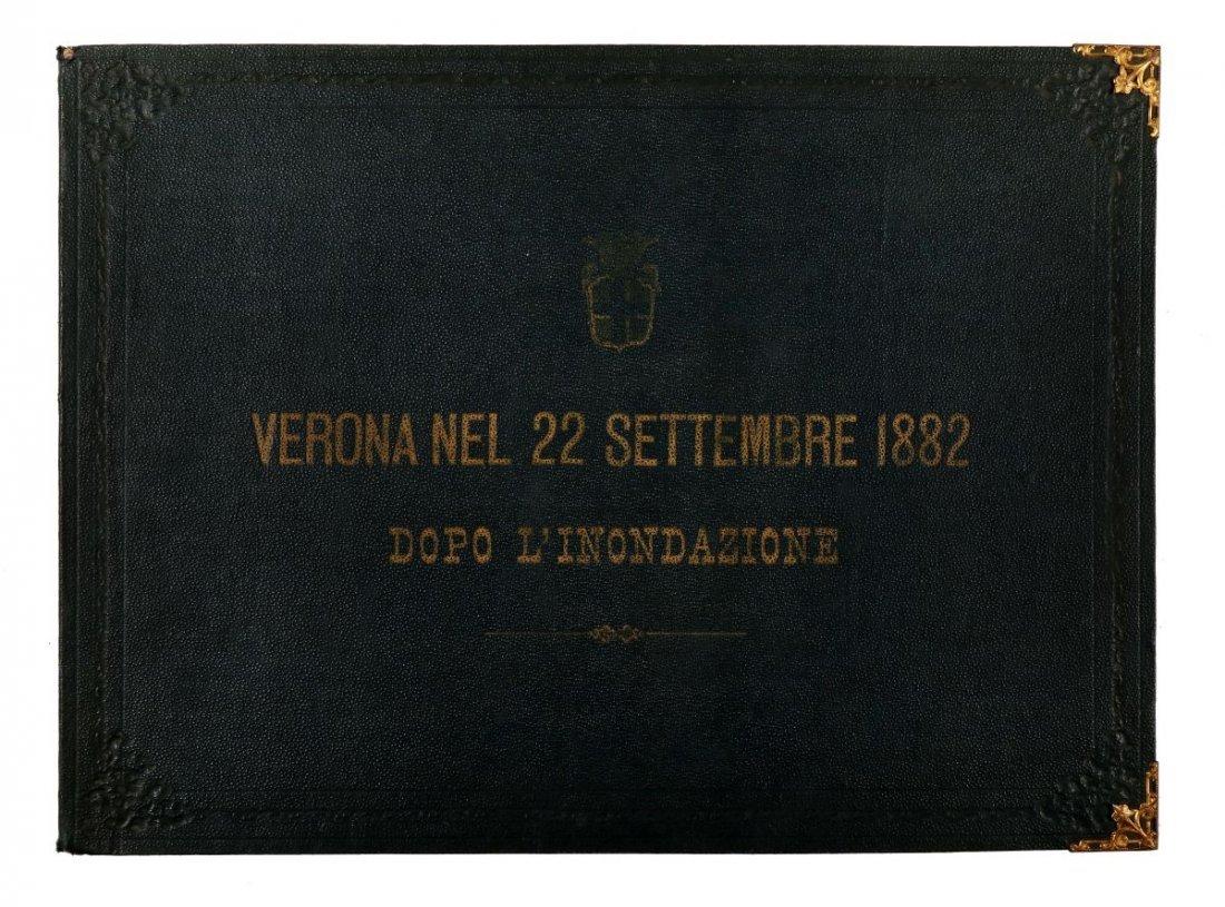 Verona. Verona nel 22 settembre 1882 dopo