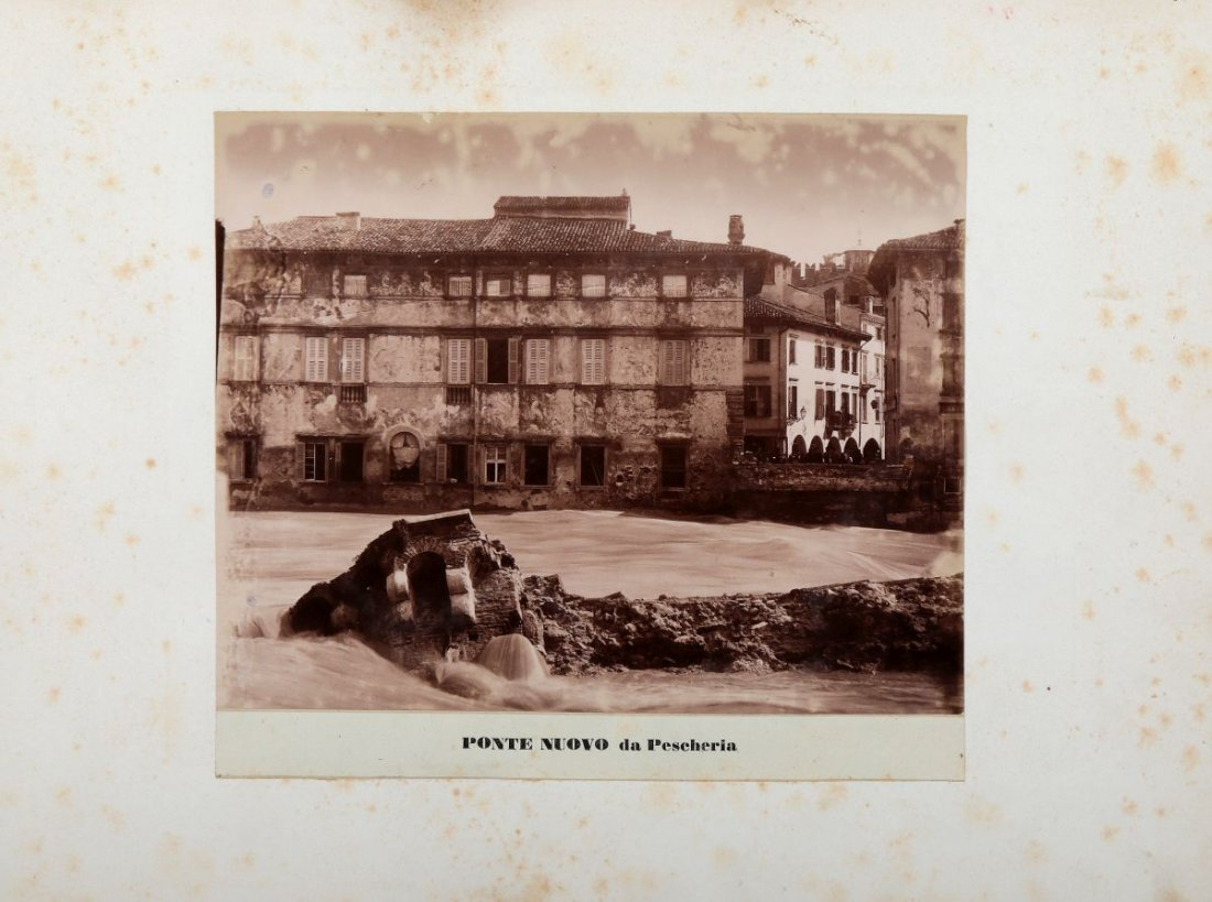 Verona. Verona nel 22 settembre 1882 dopo - 2
